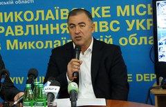 Гранатуров взял на себя обязательство решить вопрос с помещением для николаевских милиционеров