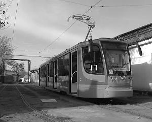 В Николаеве начинает ходить новый трамвай