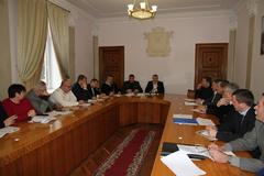 В Николаеве в связи с приближением непогоды городские службы переведены на усиленный режим работы